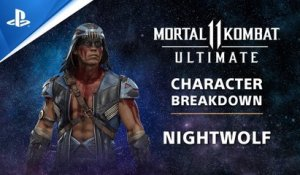 Mortal Kombat 11 Ultimate Beginner's Guide - How to Play Nightwolf I PS Competition Center
