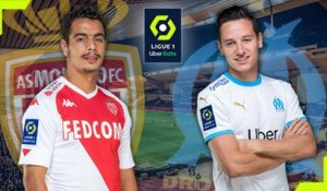 AS Monaco - OM : les compositions probables