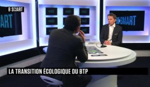 BE SMART - L'interview de Fabrice Bonnifet (Groupe Bouygues) par Stéphane Soumier