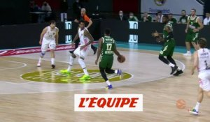 Les temps forts de Real Madrid - Panathinaïkos - Basket - Euroligue (H)