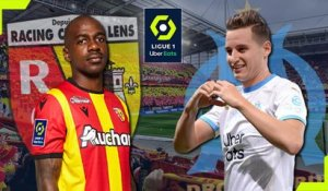 RC Lens-OM : les compositions officielles