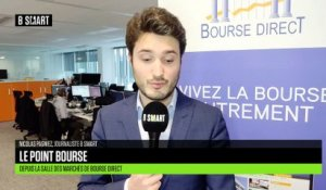 POINT BOURSE - Emission du lundi 8 février