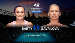 Highlights | Ashleigh Barty - Daria Gavrilova