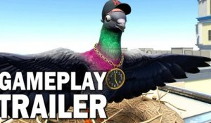 Pigeon Simulator : Bande Annonce de Gameplay Officielle