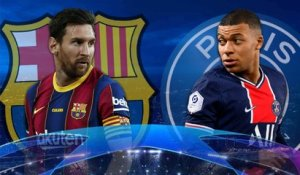 FC Barcelone - PSG : les compositions probables