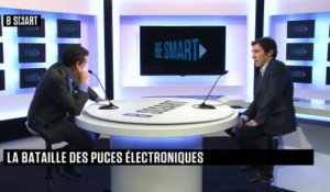 BE SMART - L'interview de Mathieu Duchatel (Institut Montaigne) par Stéphane Soumier