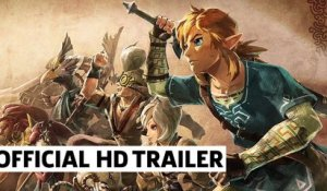 Hyrule Warriors: Age of Calamity Expansion Pass Trailer | Nintendo Direct