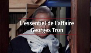 L'essentiel de l'affaire Georges Tron