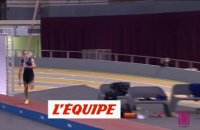 Lavillenie franchit 6,06 m - Athlétisme - All Star Perche