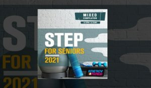 E4F - Step For Seniors 2021 Session - Fitness & Music 2021