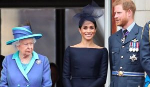 Voici comment Elizabeth II va faire diversion avant l'interview de Meghan Markle et de Harry