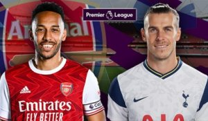 Arsenal - Tottenham : les compositions probables
