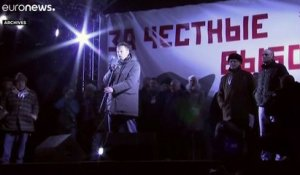 "Navalny et son ""sympathique camp de concentration"""