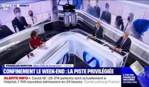 Covid-19: la piste d'un confinement le week-end privilégiée - 17/03