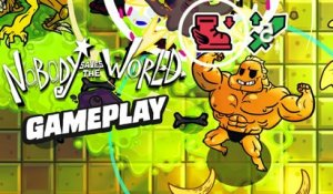 9 Minutes of Nobody Saves the World Gameplay