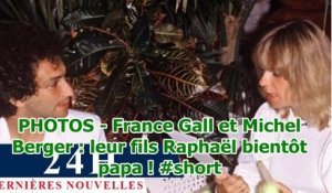 PHOTOS - France Gall et Michel Berger : leur fils Raphaël bientôt papa ! #short