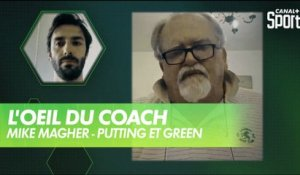 L'œil du coach : Putting et green - Golf+ le Mag - Masters Augusta