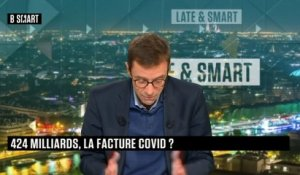LATE & SMART - L'aperitif du mardi 13 avril 2021