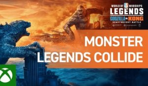 World of Warships: Legends – Monster Legends Collide