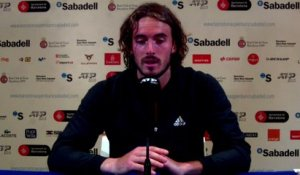 "ATP - Barcelone 2021 - Stefanos Tsitsipas : ""Before, I was not that physical. I am more powerful, before I was underdeveloped"""