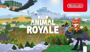Super Animal Royale - Announce Trailer - Nintendo Switch