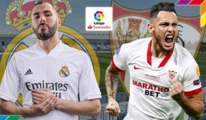Real Madrid - Séville FC : les compositions probables