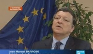 J.M. Barroso, le Portugal et l'Europe