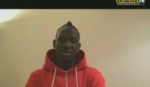 Mamadou Sakho : interview et shooting pour Entrevue