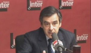 François Fillon - France Inter