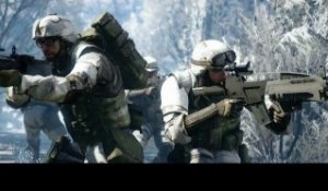 Battlefield Bad Company 2 single player trailer