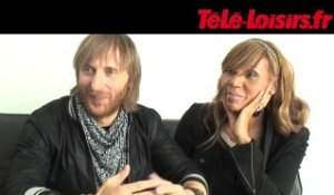 David et Cathy Guetta (Interview)