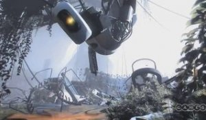 Portal 2 - Compilation de gameplay Gamespot E3 2010