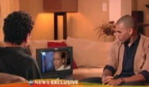SNTV - Chris Brown se confie