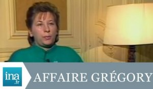 Affaire Grégory: interview de Marie-Ange Laroche - Archive INA