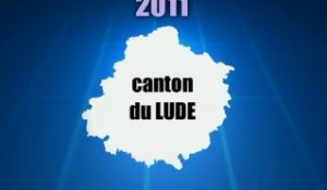 Cantonales 2011 : Le Lude, les candidats
