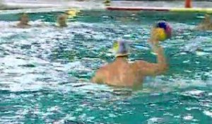 Water Polo : Marseille - Douai (13 à 3)