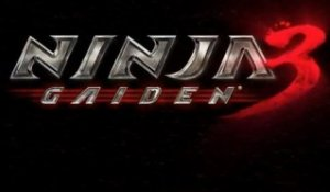 Ninja Gaiden 3 - E3 2011 Trailer [HD]