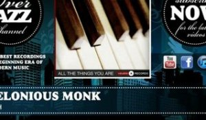 Thelonious Monk - Humph (1947)