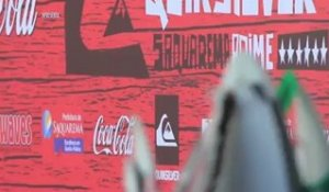 Quiksilver Saquarema Prime 2012 presented by Coca-Cola - Highlights Day 1