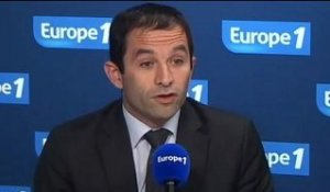 "Hamon : ""Hollande plus proche de DSK"""