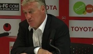 "Deschamps : ""Punis, au pire des moments..."""