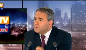 BFMTV 2012 : Xavier Bertrand, l'interview