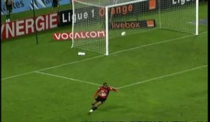 28/04/07 : Jimmy Briand (58') : Nantes - Rennes (0-2)