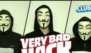 Very Bad Hack - Quand les Anonymous veulent pirater S'book