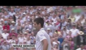 Sporty News: Djokovic a gardé le filet de Wimbledon