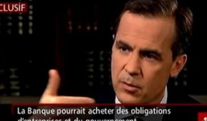 Gérald Fillion - Entrevue Mark Carney