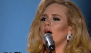 Grammys: Adele's First Post-Surgery Performance