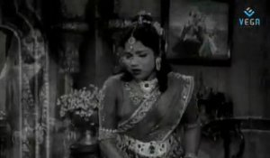 Sarangadhara - Bhanumathi Regretting For Past