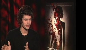 BEN WHISHAW LOOKS FOR DARK SCENT IN PERFUME