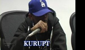 KURUPT GETS MARRIED